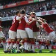 Arsenal 4-1 West Ham: Wenger's swansong begins with emphatic win