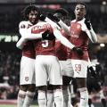 Reprodução/ Twitter/Arsenal