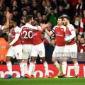 As it happened Arsenal 2-0 Newcastle United: Dominant Gunners move into the top three
