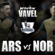 Arsenal - Norwich City Preview: Three points essential for Canaries as relegation battle heats up