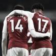 Arsenal toma dois gols no fim, mas vence Vorskla de forma tranquila na estreia da UEL