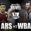 Previa Arsenal - West Bromwich: asegurar la Champions League (II)