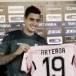 """Palermo, ecco Arteaga: """"Pronto per giocare, non sono Dybala"""""""