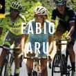 Favoritos Tour de Francia 2016: Fabio Aru,Italia busca el doblete
