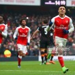 Arsenal 2-0 Hull City: Controversial Sanchez opener hands the Gunners a crucial three points