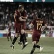 Roma vence Tottenham em jogo com três gols nos últimos cinco minutos