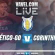 Atlético GO x Corinthians AO VIVO hoje no Campeonato Brasileiro 2017 (0-0)