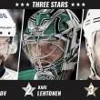Kucherov lidera a las estrellas semanales
