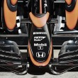 Mclaren supera los crash test con su MP4-31