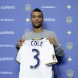 Ashley Cole In LA To Win, Not Relax On A Beach
