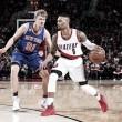 Portland Trail Blazers faz bom jogo e conquista vitória tranquila sobre New York Knicks