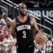 Em noite de Chris Paul, Houston Rockets atropela os Wolves e amplia vantagem na série
