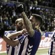 El Alavés cierra la primera vuelta con empate ante el Leganés