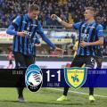 Serie A- L'Atalanta sbatte su Sorrentino e sul Chievo, a Meggiorini risponde Ilicic (1-1)