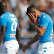 Napoli, primo stop tra mal di Champions e la condanna del bel gioco