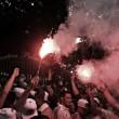 Torcida do Palmeiras vai ao CT incentivar a equipe antes de decisão contra a Ponte Preta