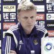 """Moyes: """"La posición actual hace justicia a la temporada dela Real Sociedad"""""""