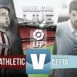 En vivo: Athletic Club vs Celta de Vigoonlineen Primera División 2016