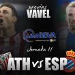 Athletic Club - Espanyol: buscando una reacción