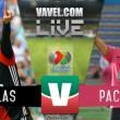 Resultado y goles del Atlas 1-1 Pachuca de la Liga MX 2017
