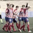 El Femenino gana en Huelva y viajará líder a Barcelona