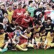Atletico Madrid win La Liga