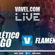 Jogo Atlético-GO x Flamengo AO VIVO hoje na Copa do Brasil (0-0)