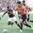 Atlético-PR recebe vice-líder Flamengo buscando manter tabu de 44 anos sem perder em Curtiba