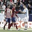 ¿Qué ocurrió en el Atlético-Málaga de la temporada pasada?