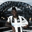 Atsu signs for Newcastle United on loan