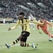 Em jogo de duas viradas, Dortmund marca no fim e bate Gladbach fora de casa
