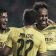 """Diretoria do Dortmund descarta saída de Aubameyang: """"Mercado de transferências fechado''"""