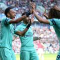 Burnley 1-3 Arsenal: Aubameyang scores twice to share golden boot