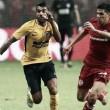 Augusto Fernández volvió al fútbol después de 303 días