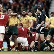 Australia gana en un partido sin ensayos