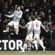 QPR 3-2 West Bromwich Albion: Austin nets a hat-trick as Rednapp's men move out of the bottom three
