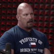Stone Cold Steve Austin speaks on the state of the WWE and how he would present Monday Night Raw