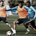 El Real Madrid vuelve a los entrenamientos dos días después