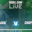Resultado Avaí x Chapecoense na final do Campeonato Catarinense 2017 (0-1)