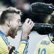 Ukraine 2-0 Slovenia: Yarmolenko stars in first leg triumph over sorry Slovenia
