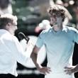 Australian Open, Zverev regola Fabbiano. Avanti Fognini e Goffin, out Raonic
