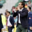 """Rubén Baraja: """"Vamos a trabajar el partido para ganar"""""""