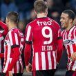 El líder PSV mantiene su forma