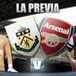 Burnley - Arsenal: 'keep the faith'