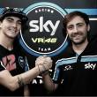 Pecco Bagnaia renueva con el SkyRacing Team VR46