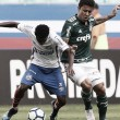 Com um gol em cada tempo, Bahia e Palmeiras empatam na Fonte Nova