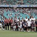 Londrina tenta reverter placar elástico do Bahia na Copa do Brasil