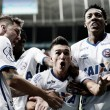 Juninho marca gol olímpico, Bahia bate Goiás e volta ao G-4 da Série B
