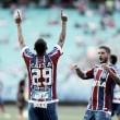 Bahia aplica goleada no Vitória em clássico e deixa zona de rebaixamento