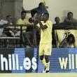 El gol es cosa de Bakambu